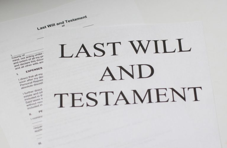 Basics of Creating a Last Will and Testament